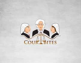 #34 untuk Design a Logo - Court Bites - Legal Education oleh bluebellgraphic