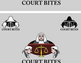 #44 untuk Design a Logo - Court Bites - Legal Education oleh ilustrocbvcar