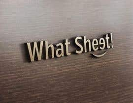 #47 para Design a Logo for What Sheet! por lindoro