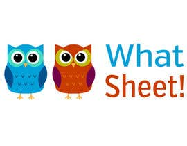 #71 para Design a Logo for What Sheet! por lindoro