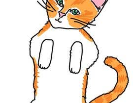 #32 cho Illustrate Something for cute cat illust bởi morgankt215