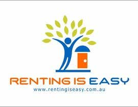 "#134 for Design a Logo for "" WWW. RENTING IS EASY. COM.AU"" by marif64"