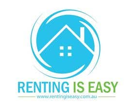 "#104 para Design a Logo for "" WWW. RENTING IS EASY. COM.AU"" por kausar01715"