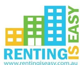 "#115 para Design a Logo for "" WWW. RENTING IS EASY. COM.AU"" por kausar01715"