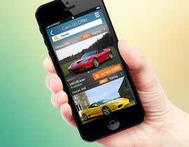 rayhananimator tarafından Redesign the apperance of an  existing screen in an app için no 3