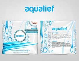 zakkento tarafından Create  Packaging Design for aqualief all in one bathing sponge için no 28