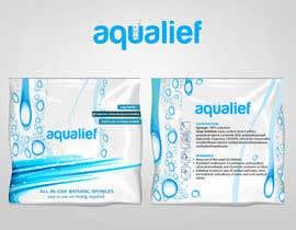 zakkento tarafından Create  Packaging Design for aqualief all in one bathing sponge için no 59