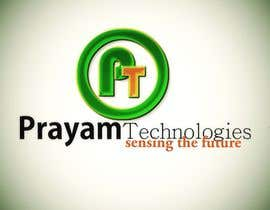 nº 76 pour Design a Logo for Prayam Technologies par plewarikar12