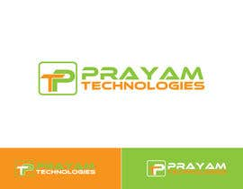 nº 57 pour Design a Logo for Prayam Technologies par MajdGH
