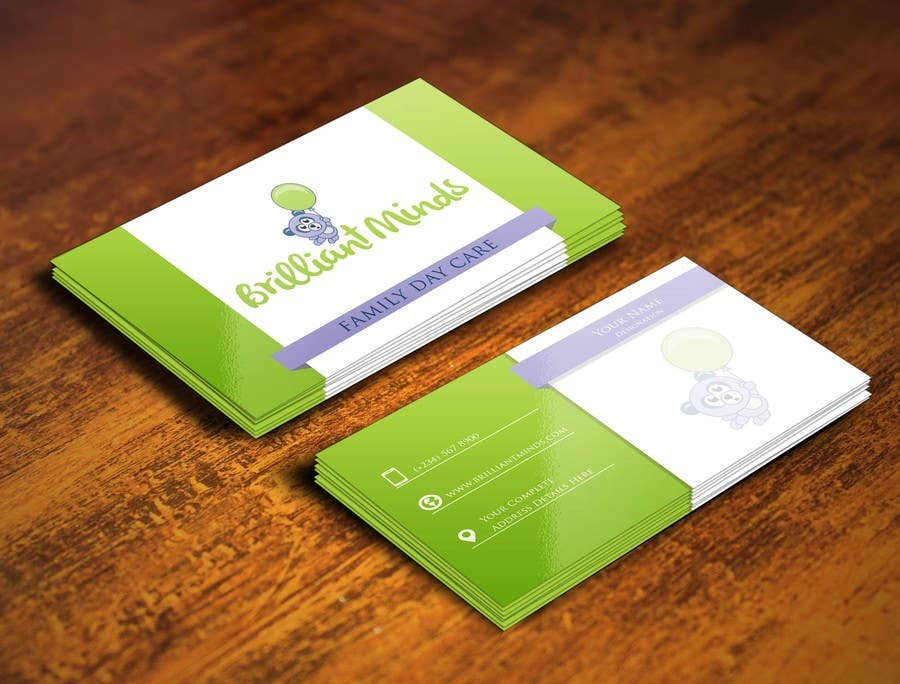 #9 for Businesss Card & Letterhead Needed!!! by pointlesspixels