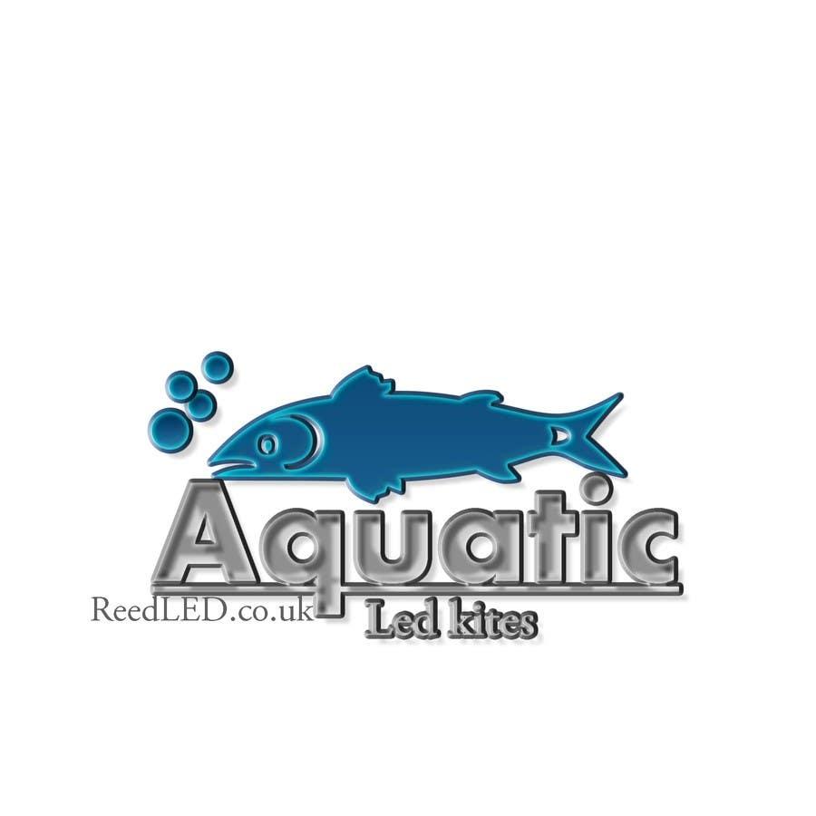 #22 for Design a Logo aquarium led ecommerce by plewarikar12