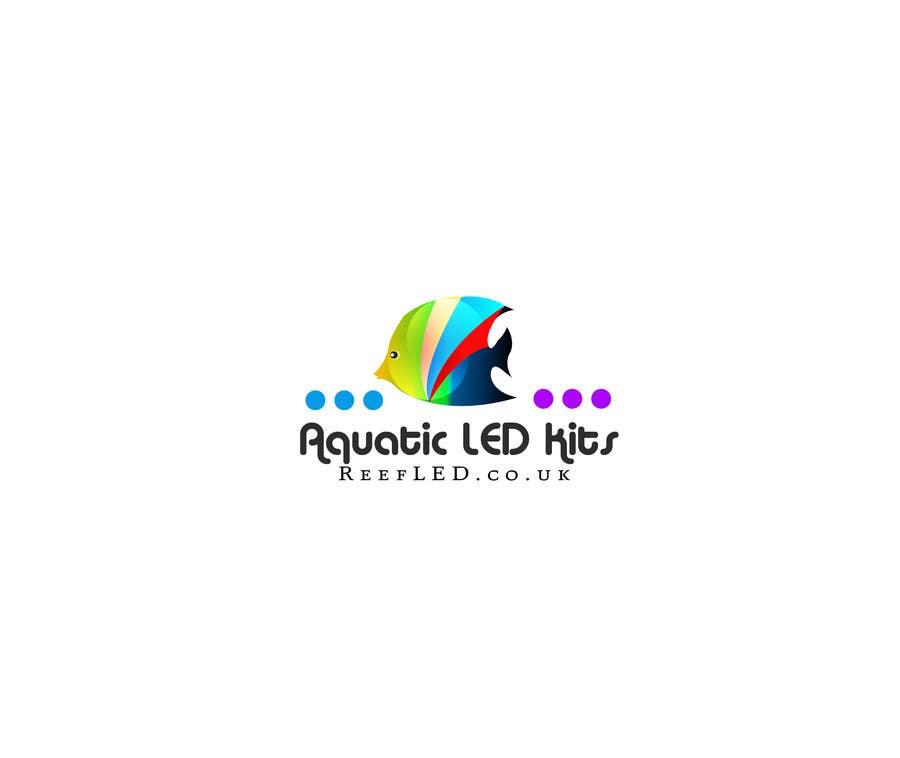#19 for Design a Logo aquarium led ecommerce by carligeanu