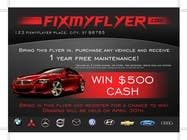 Contest Entry #15 for Design a Flyer for Local Car Dealership