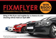Contest Entry #20 for Design a Flyer for Local Car Dealership