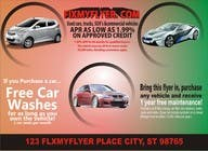 Contest Entry #28 for Design a Flyer for Local Car Dealership
