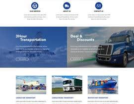 #5 para Design a modernized version of our current lading page ONLY por webidea12