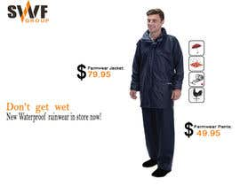 Hasib1605 tarafından I need some Graphic Design for a Facebook Advertisement for workwear için no 24