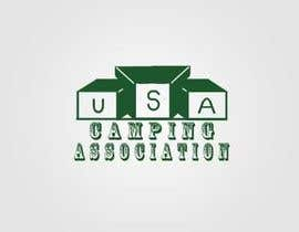 nº 48 pour Design a Logo for USA Camping par Amdkhan90