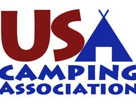 nº 8 pour Design a Logo for USA Camping par melaniemoyer