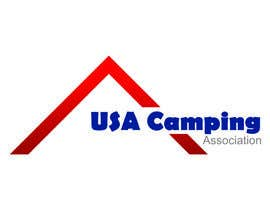 nº 5 pour Design a Logo for USA Camping par robertsdimants