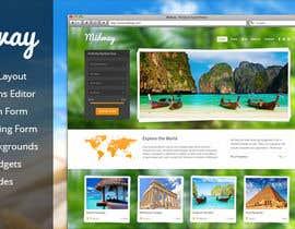 #4 for Unique Premium Website by tarekbelaidi