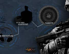 #5 para I Need a Main Image Designed for the Homepage of my Firearms Retail Website por crissdesignhd