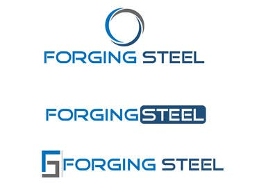 #24 for Forging Steel logo af rraja14