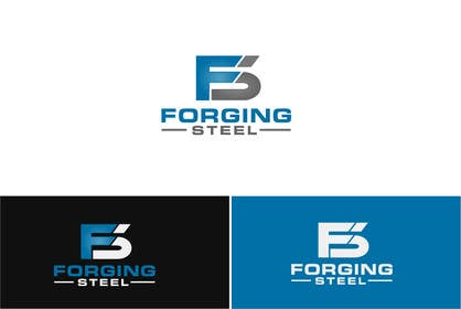 #22 for Forging Steel logo af putul1950