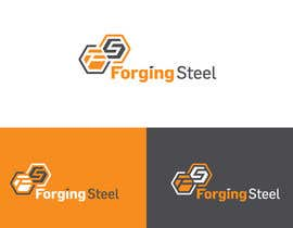 #120 for Forging Steel logo af Cozmonator