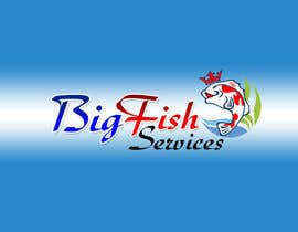 nº 46 pour Design a Logo for Bigfish Services par daisy786