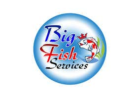 nº 47 pour Design a Logo for Bigfish Services par daisy786