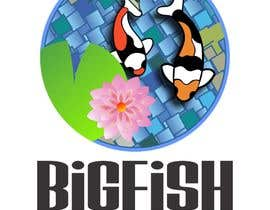 #31 para Design a Logo for Bigfish Services por Iddisurz