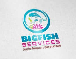 #44 para Design a Logo for Bigfish Services por LogoFreelancers
