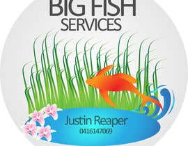 #49 para Design a Logo for Bigfish Services por veenaldsilva
