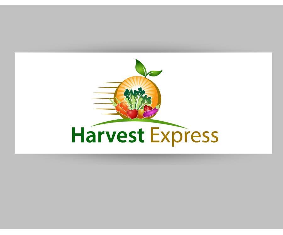 Bài tham dự cuộc thi #144 cho Design a Logo for Harvest Express