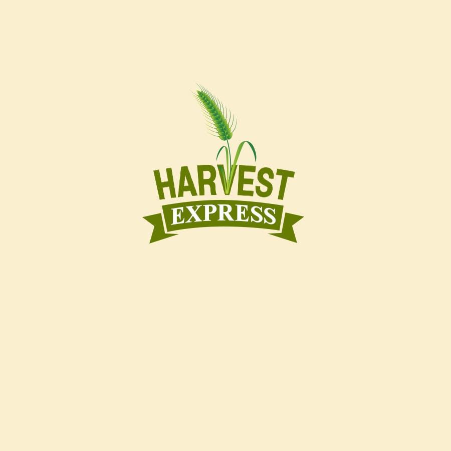 Inscrição nº 99 do Concurso para Design a Logo for Harvest Express