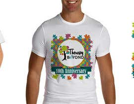 #88 for 10 year Anniversary Tshirt by stayloose
