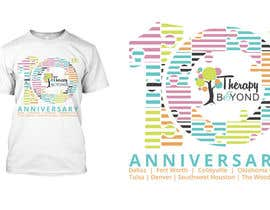 #103 for 10 year Anniversary Tshirt by asetiawan86