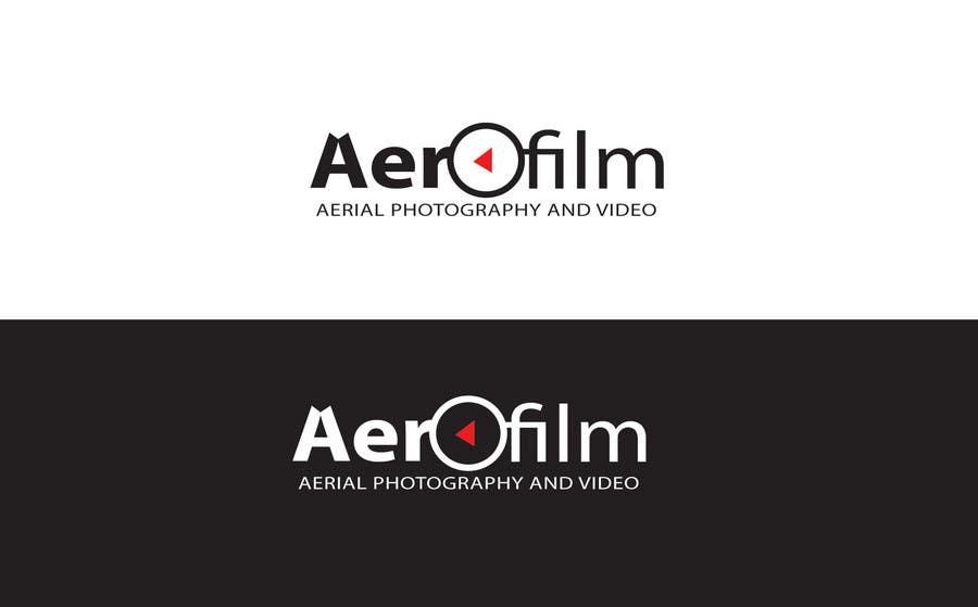 Конкурсная заявка №327 для Logo Design for AeroFilm