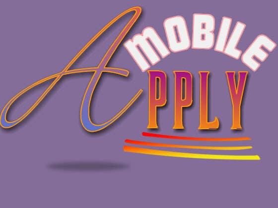 Kilpailutyö #251 kilpailussa Logo Design for Apply Mobile