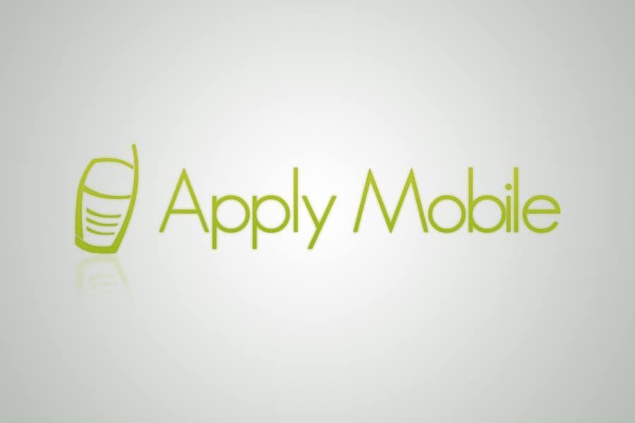 Inscrição nº                                         91                                      do Concurso para                                         Logo Design for Apply Mobile