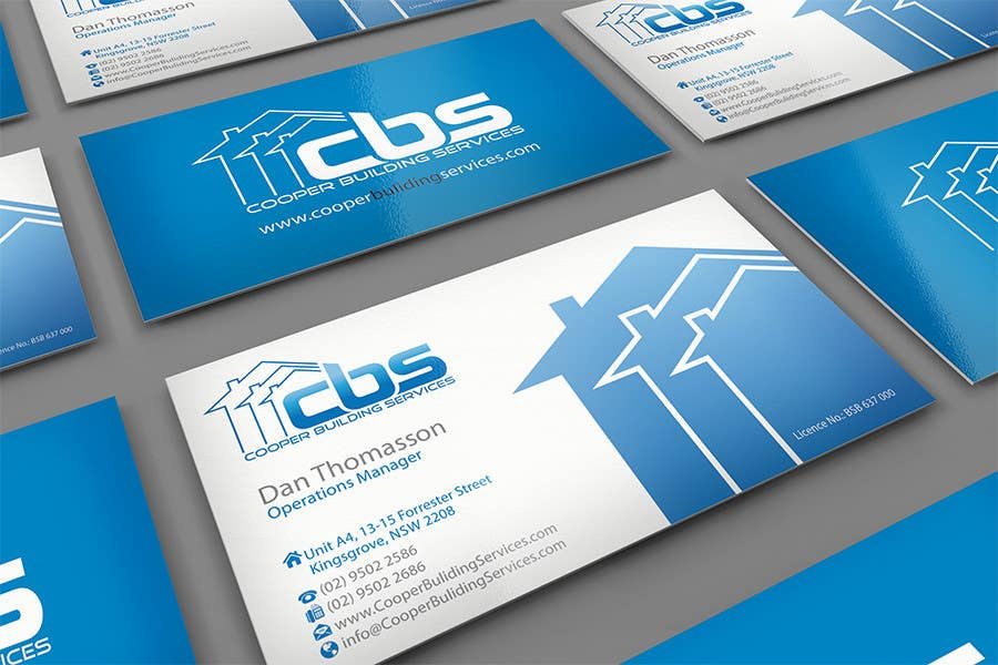 #63 for Design Business Card & stationary by midget