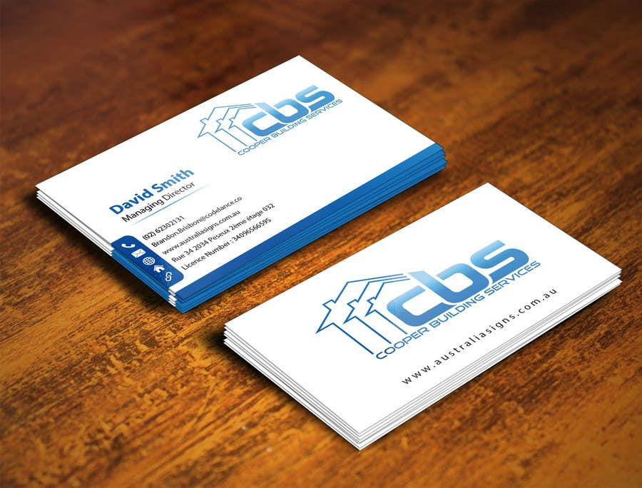 #113 for Design Business Card & stationary by mamun313