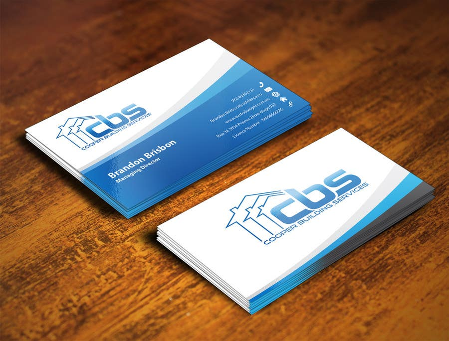 #115 for Design Business Card & stationary by mamun313