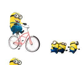 #1 para I need some Graphic Design for customized image of minion por AndryF