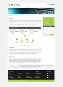 #93 for Design a Website Mockup for our Company by Pavithranmm