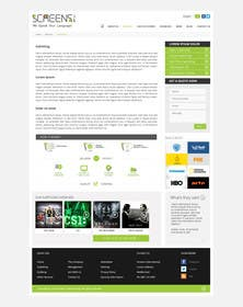 #123 for Design a Website Mockup for our Company by Pavithranmm