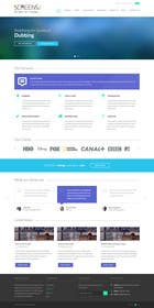 #121 for Design a Website Mockup for our Company by mateuszwozniak