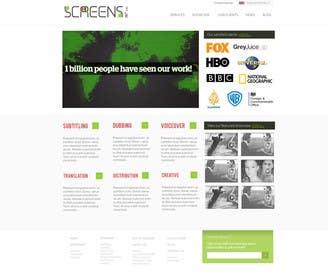 #61 for Design a Website Mockup for our Company by josephvaldez