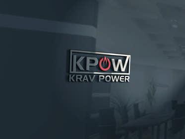 ATMdesign tarafından KPOW - Logo for a New Kickboxing Gym için no 27